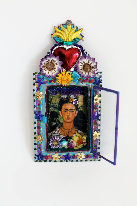 Altar pared Frida Kahlo