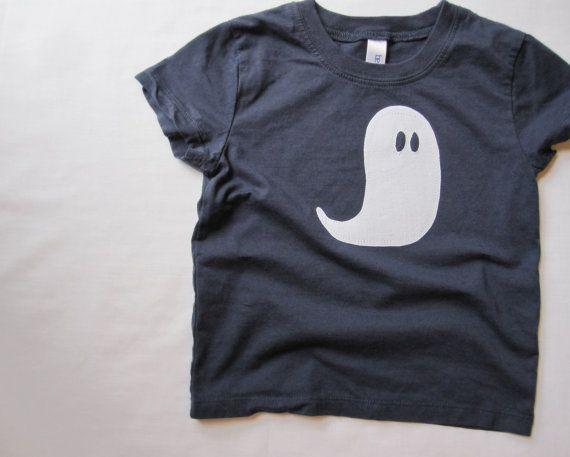 Camiseta bebé fantasma