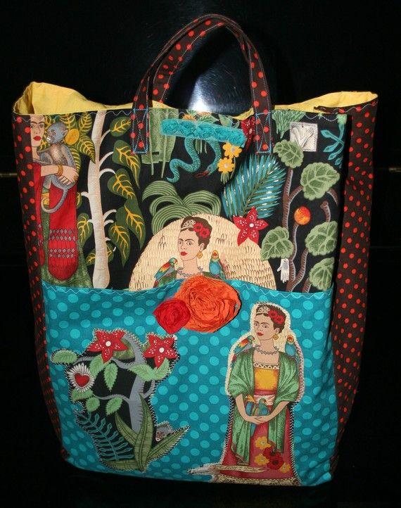 Bolso Frida Kahlo
