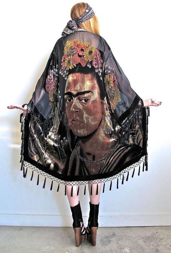 Kimono Frida Kahlo