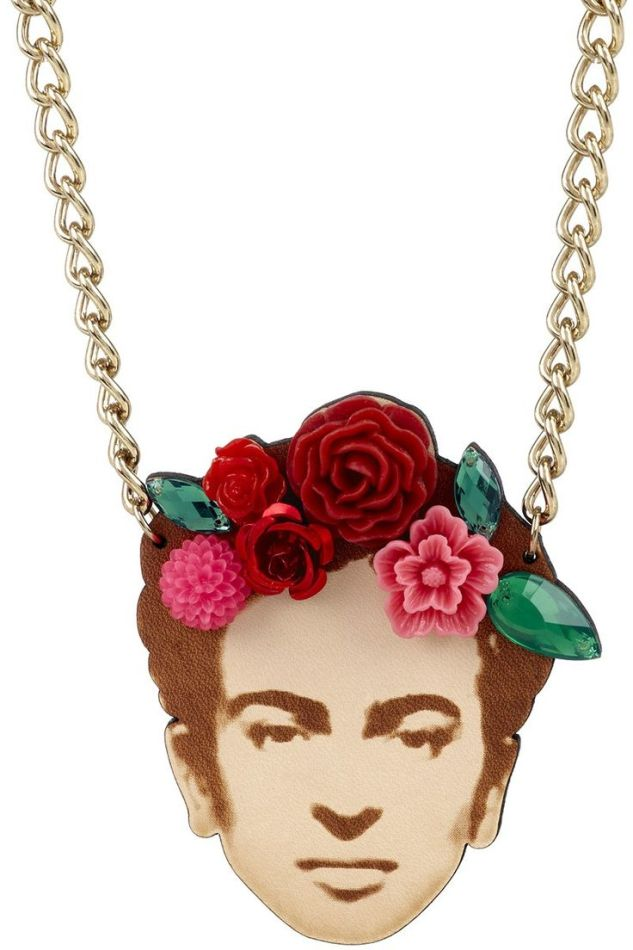 Collar Frida Kahlo