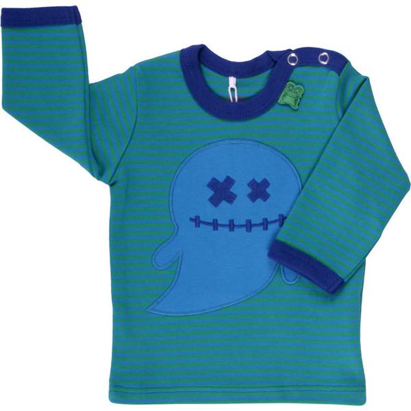 Camiseta mangas largas bebé fantasma