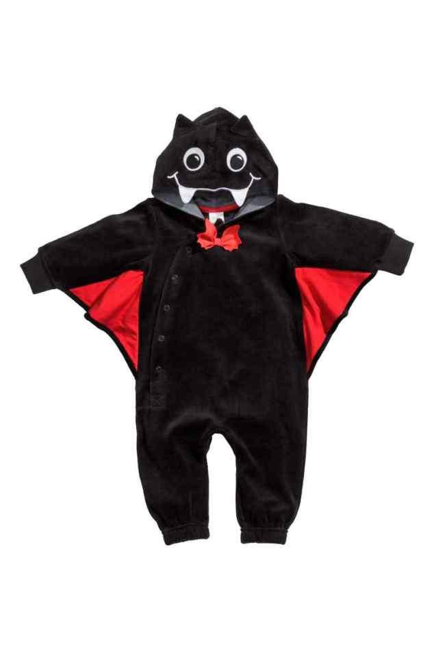 Pijama bebé vampiro de HM