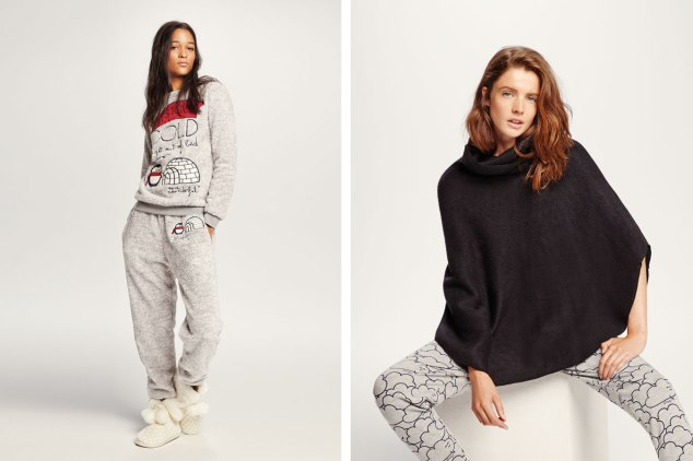 Pijamas Oysho Mr. Wonderful Otoño/Invierno 2014