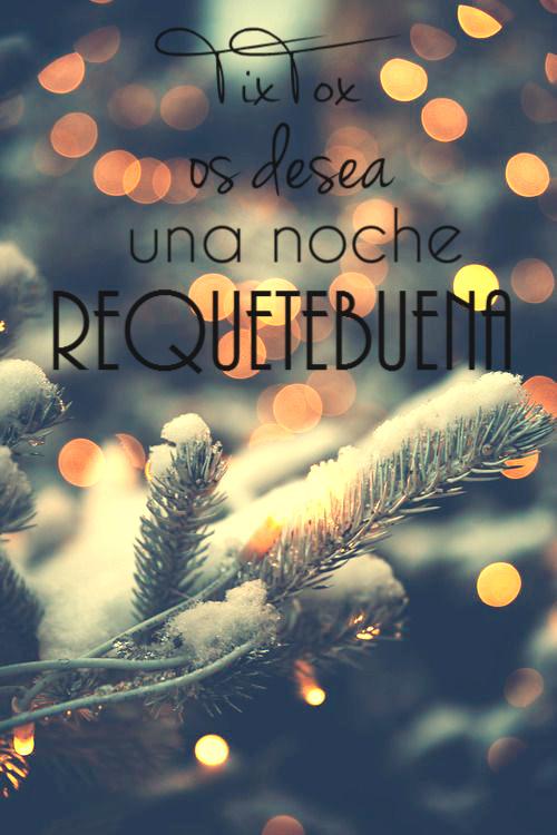 Feliz Noche Buena 2014